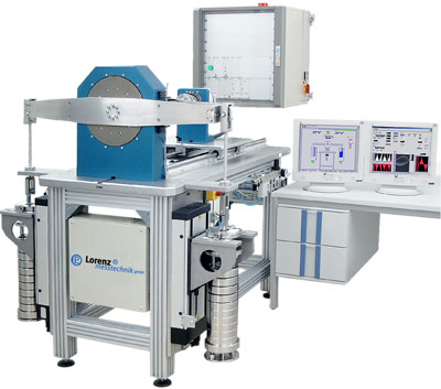 Reference standard measuring system 1 N·m up to 200 N·m