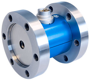 Non Rotary (Static) Force and Torque Transducer M-2396 with Flanges